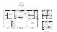 Pinehurst 2503 Layout