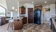 Pinehurst 2508-WHC Kitchen