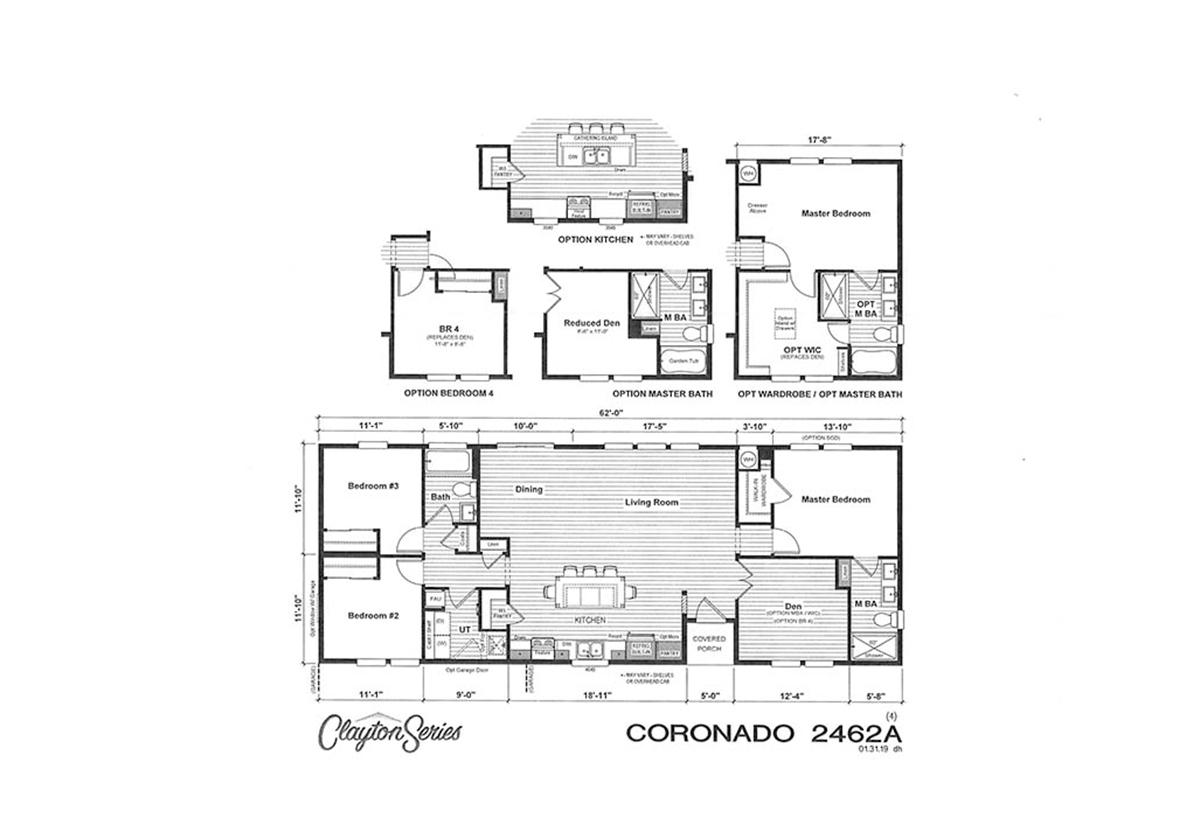 Coronado - 2462A