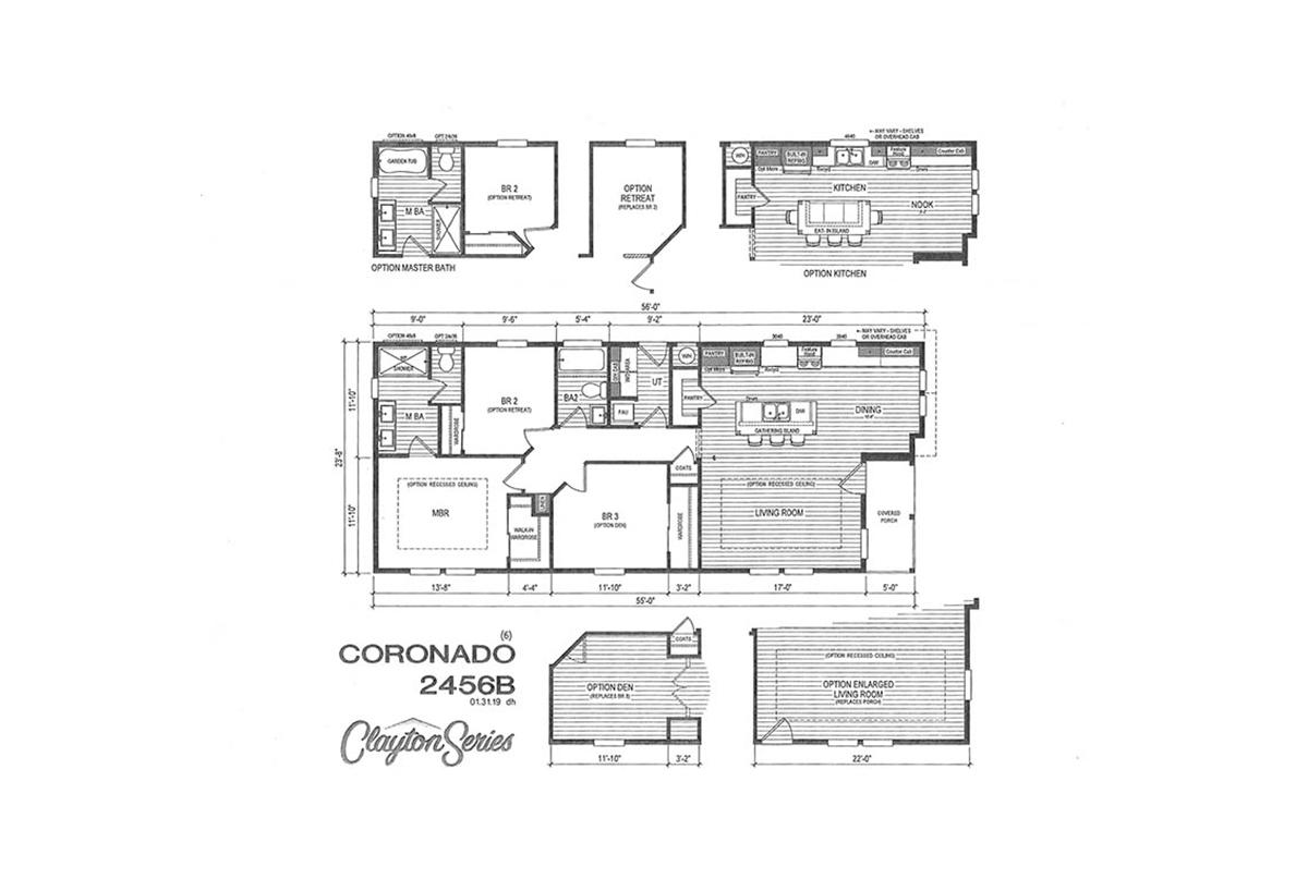 Coronado - 2456B