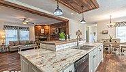 Sun Valley Series Orchard House SVM-9006 Kitchen