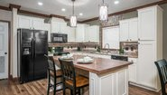 Woodland Series Aimon WL-7012 Kitchen