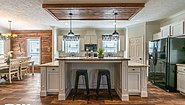 Sun Valley Series Orchard House SVM-9006B Kitchen
