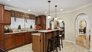 Sun Valley Series Weeks Bay II SVM-8407 Kitchen
