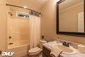 Woodland Series The Adriel WL-7801 Shiplap Fireplace Bathroom