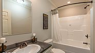 Sun Valley Series Orchard House SVM-9006 (Larger Porch) Bathroom