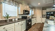 Sun Valley Series Orchard House SVM-9006 (Larger Porch) Kitchen
