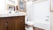 TRU Multi Section Jubilation Bathroom