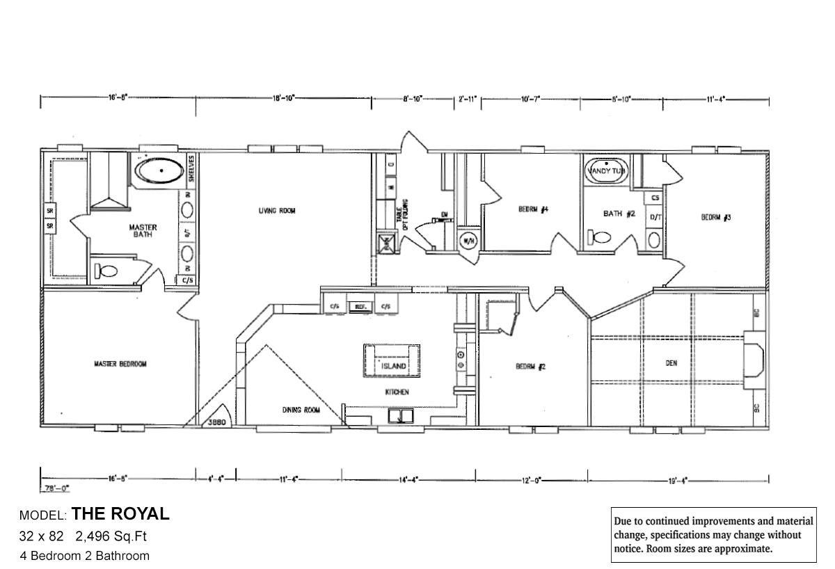 Bolton Homes DW - The Royal