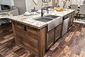 KB 32' Platinum Doubles The Tiger Cat KB-3245 Kitchen