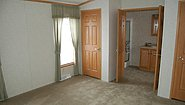 Single-Section Homes G-607 Bedroom