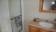 Single-Section Homes G-607 Bathroom