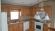 Single-Section Homes G-603 Kitchen