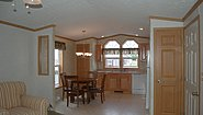 Single-Section Homes G-598 Kitchen