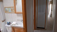 Single-Section Homes G-608 Bathroom