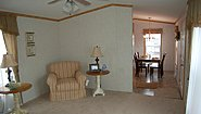 Single-Section Homes G-608 Interior