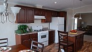 Single-Section Homes G-620 Kitchen