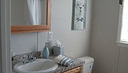 Single-Section Homes NETR G-598 Bathroom