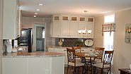 Single-Section Homes NETR G-618 Kitchen