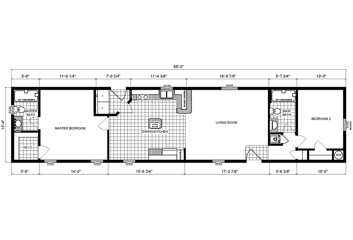 Single-Section Homes - GH-16-577