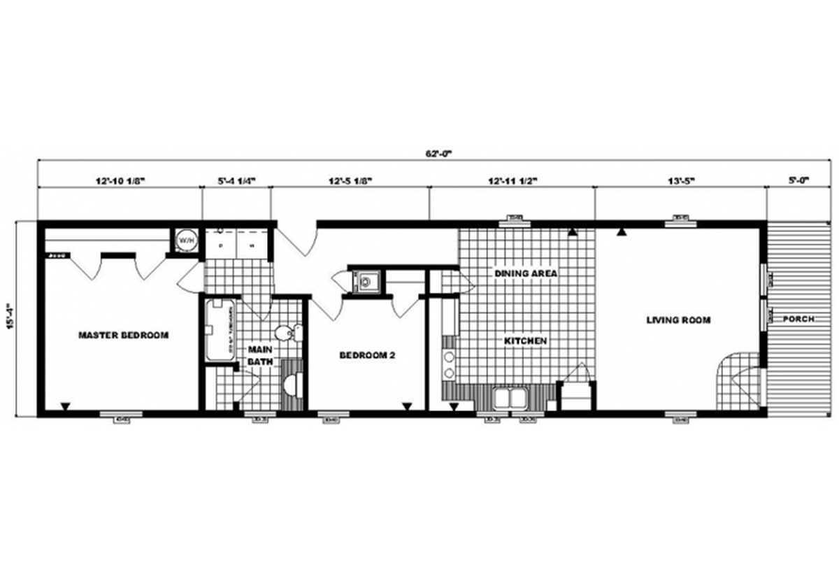 Single-Section Homes - G-16-586