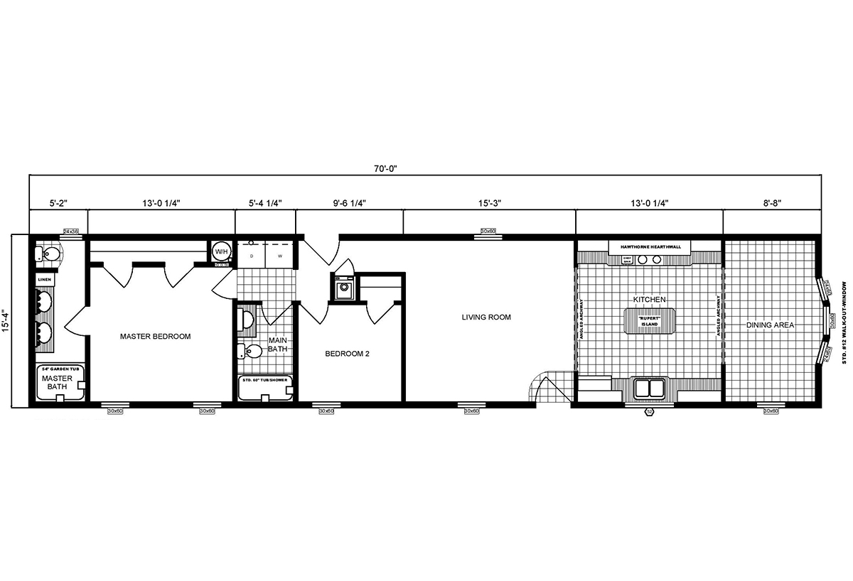Single-Section Homes - GH-16-565
