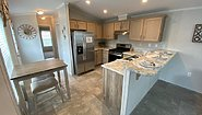Single-Section Homes NETR G-633 Kitchen