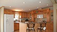 Ranch Homes G-1799 Kitchen