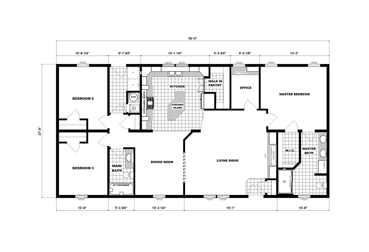 Ranch Homes - G-3463