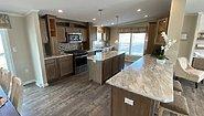 Ranch Homes NETR G-3467 Kitchen