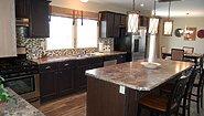 Ranch Homes NETR G-3458 Kitchen