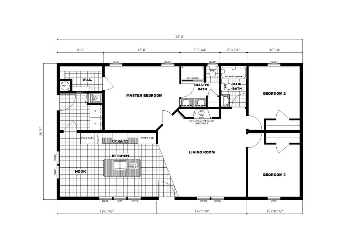 Ranch Homes - NETR G-3157