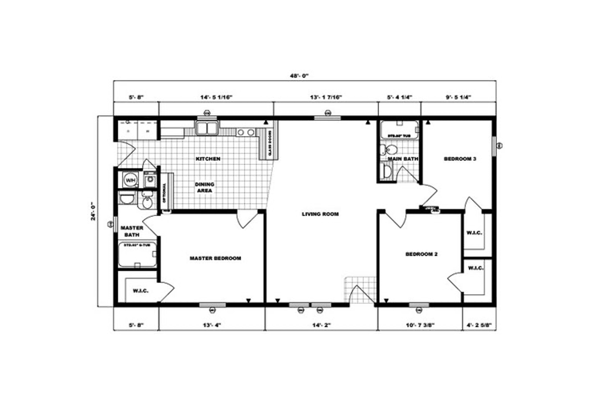Ranch Homes - G-220