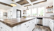 American Farm House The Lulabelle Kitchen