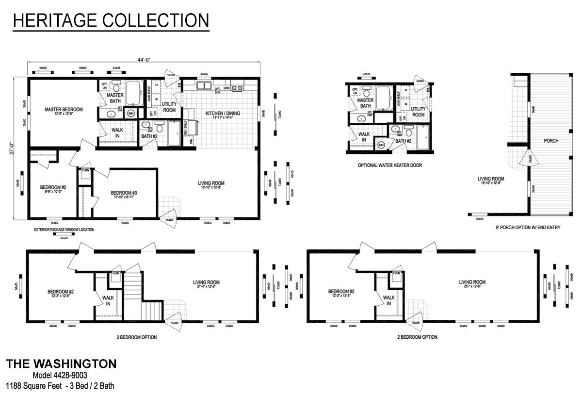 Heritage Collection - The Washington