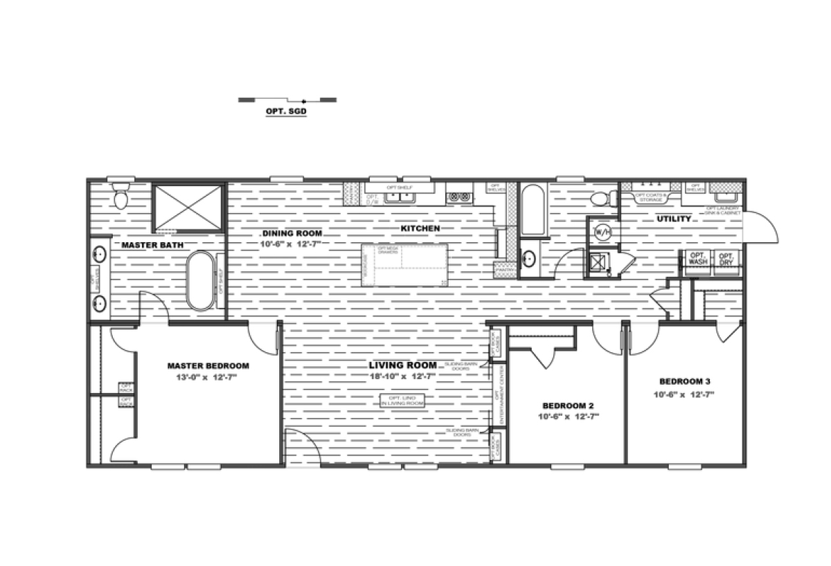 Reserve 60 Layout