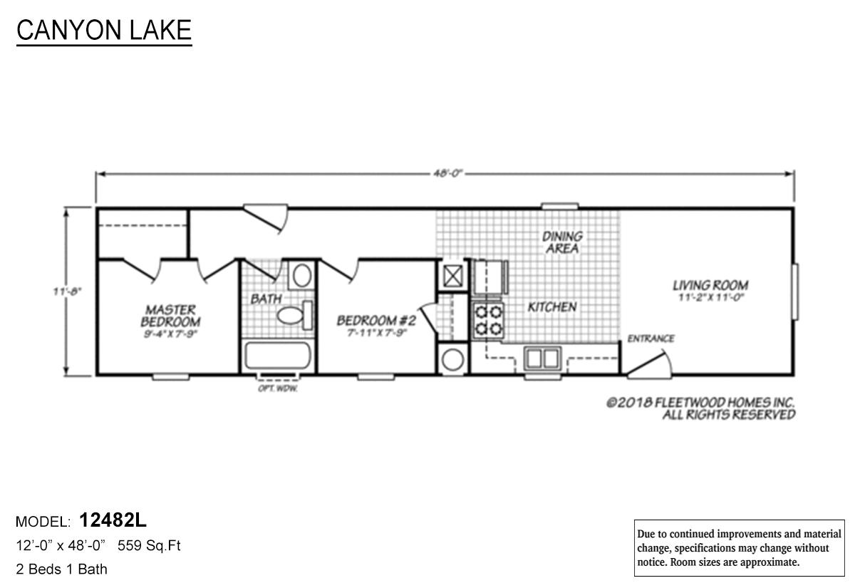 Canyon Lake - 12482L