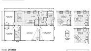Waverly Crest 28443W Layout