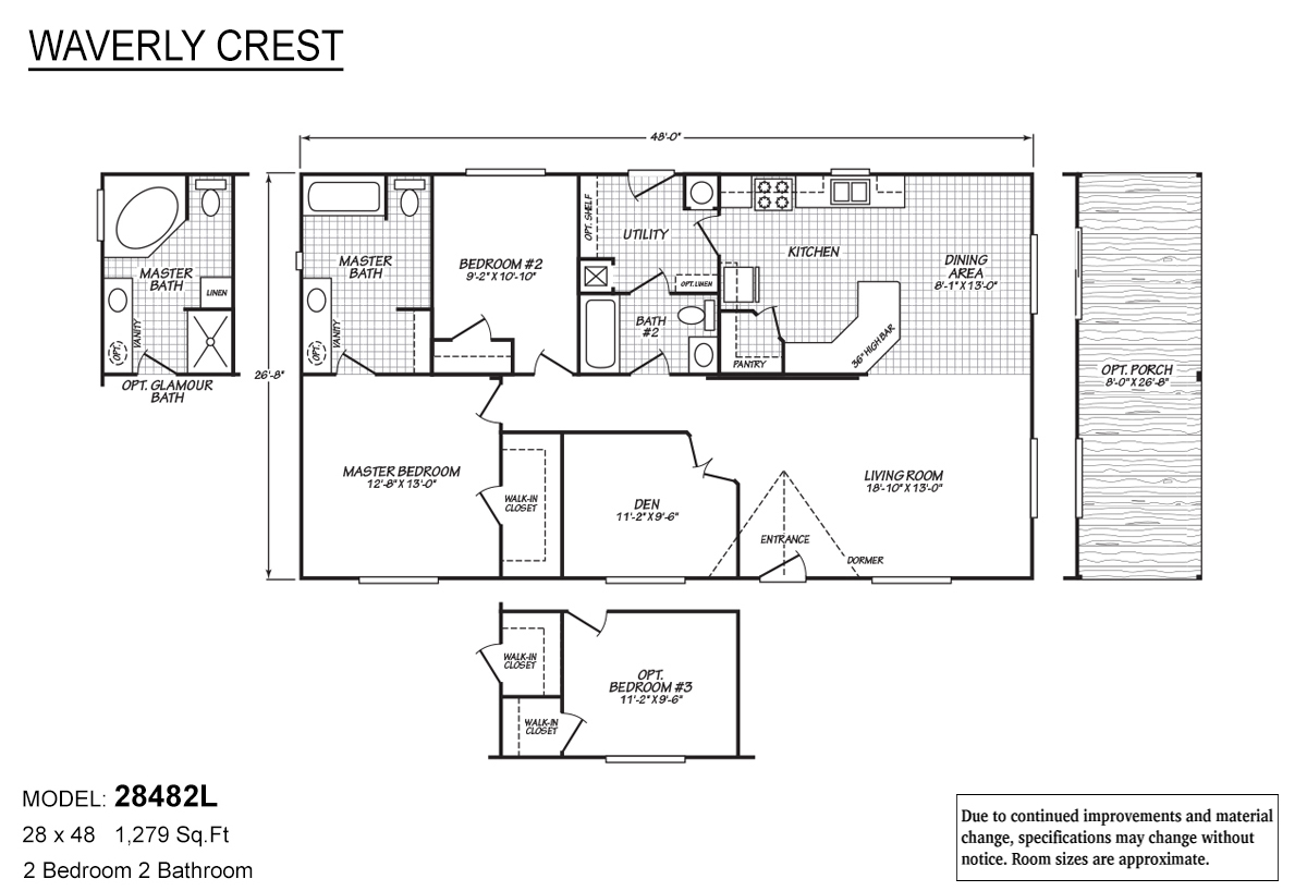 Waverly Crest - 28482L