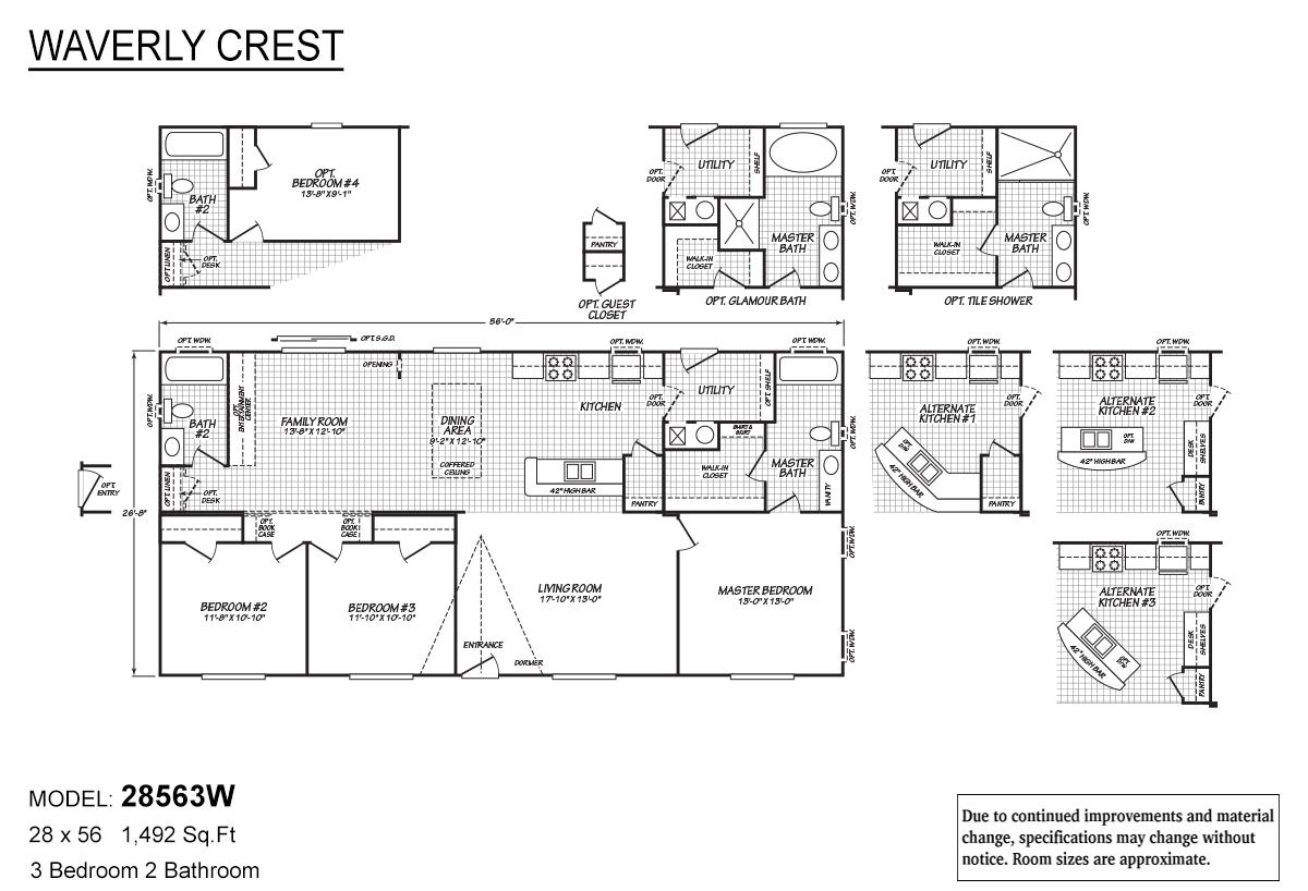 Waverly Crest - 28563W