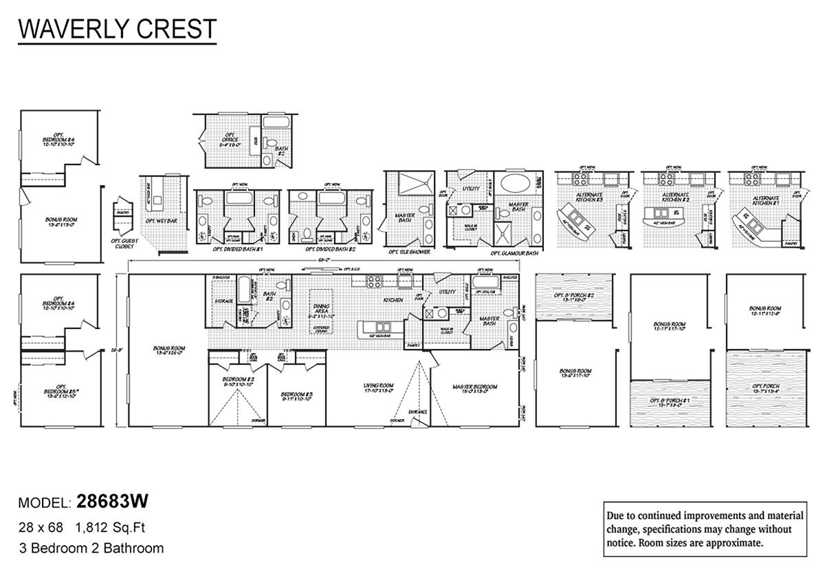 Waverly Crest - 28683W