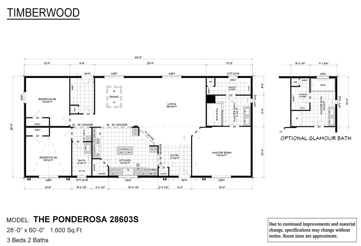 Montana Modular Homes View Floor Plans See 3d Tours Get Prices