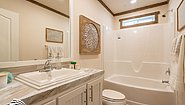 Waverly Crest Prestige 30603F The Clover Bathroom