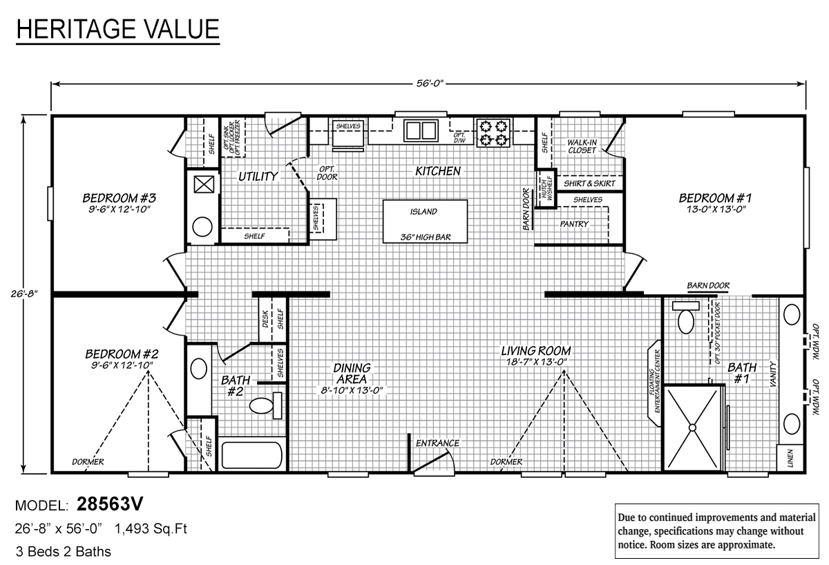 Heritage Value - 28563V (V2)