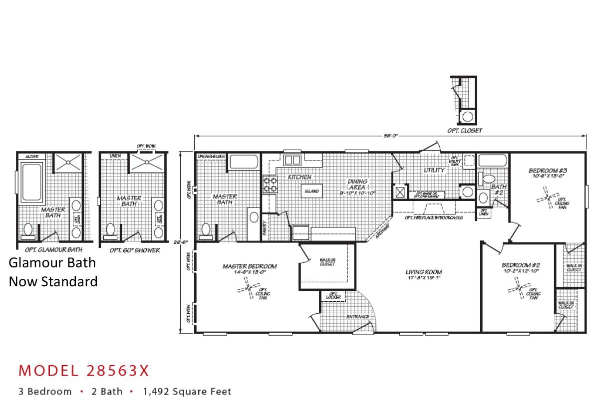 Weston 28563X Layout