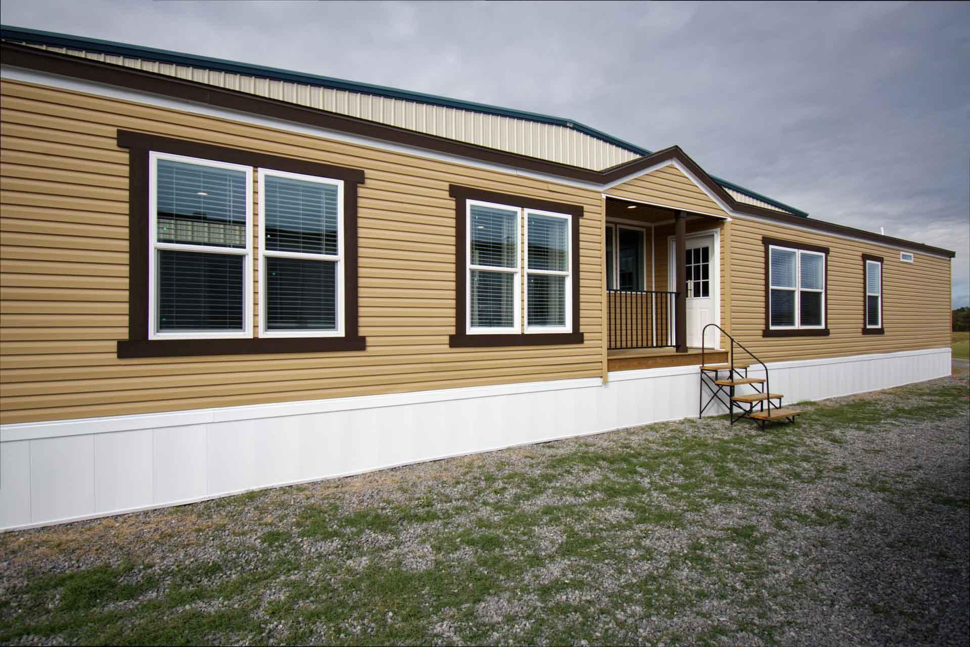 Canyon Lake Farmhouse Fleetwood Homes Lafayette Modularhomes