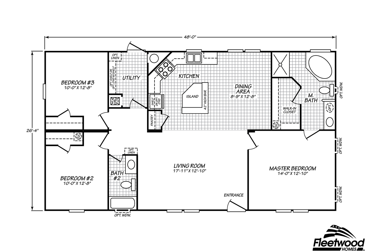 Carriage Manor II - 28483C