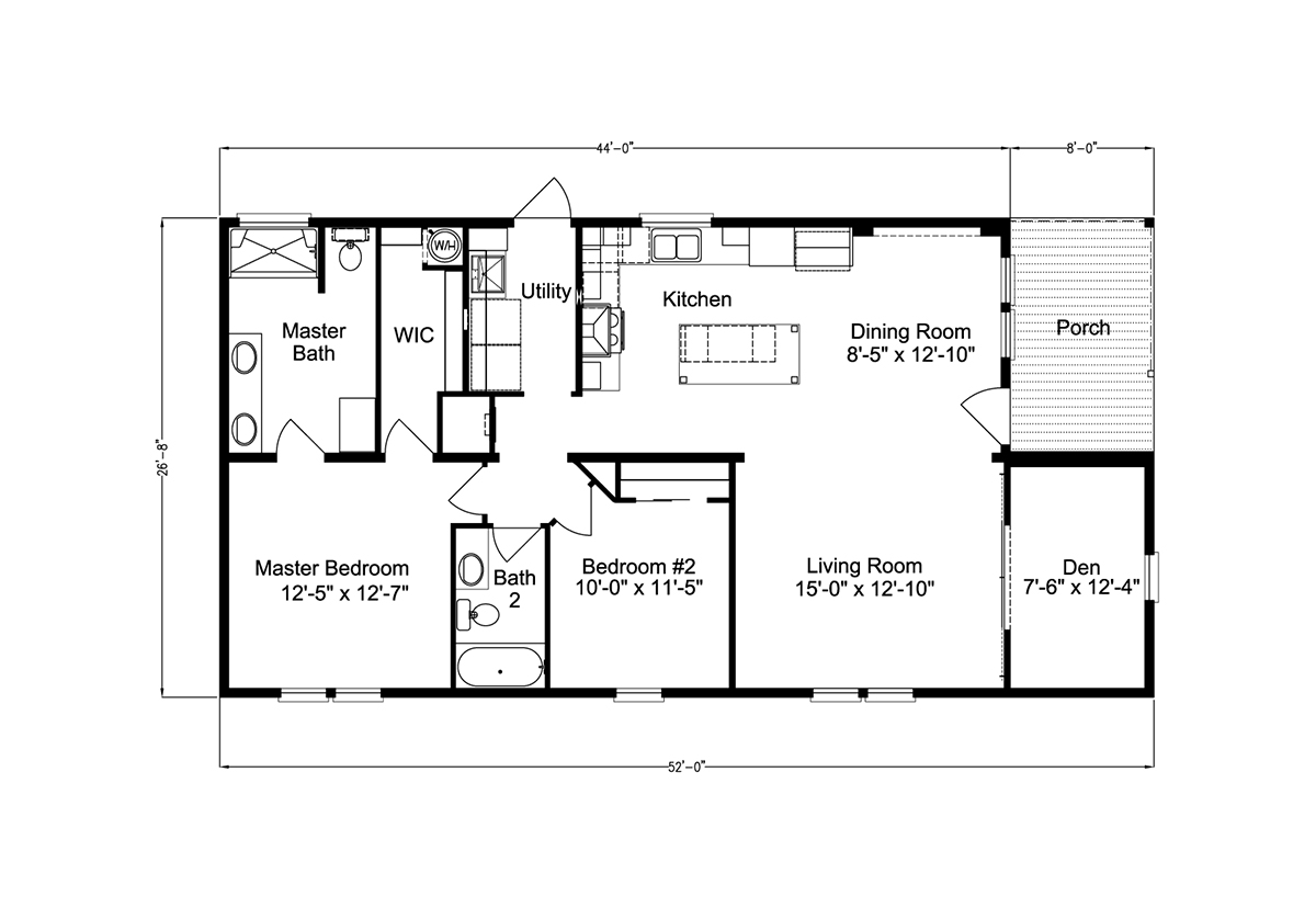 Palm Harbor Plant City - Cottage Farmhouse LS28522J