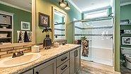 Palm Harbor Plant City Cottage Farmhouse LS28522J Bathroom