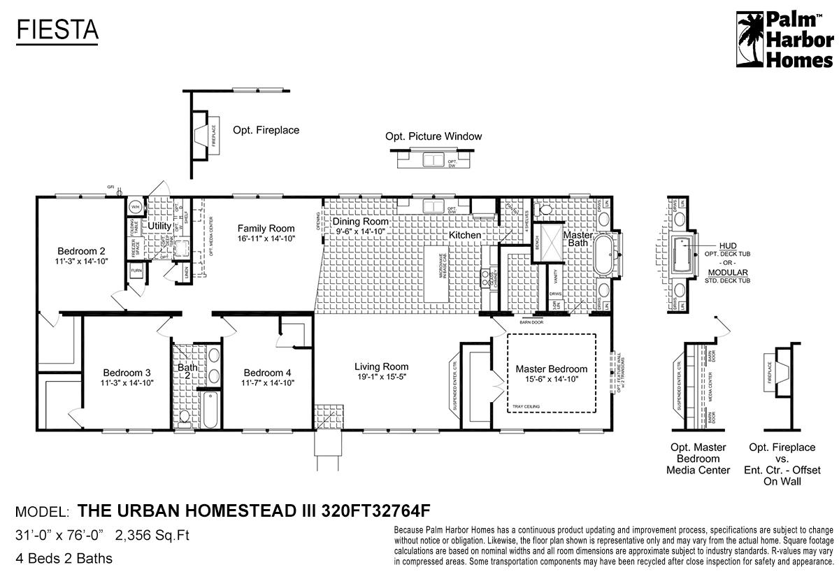 Fiesta - The Urban Homestead III 320FT32764F